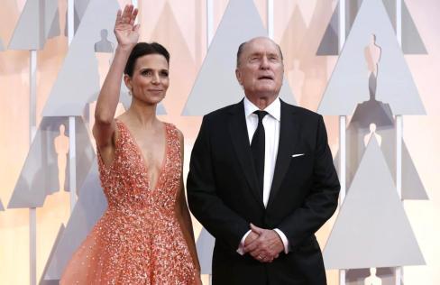 Luciana Pedraza & Robert Duvall