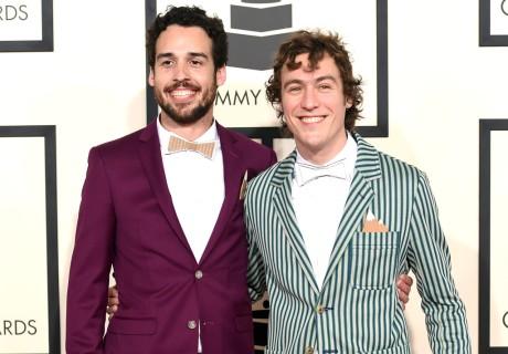 Jacob Stein and Jason Rabinowitz of The Pop Ups