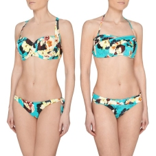 Seafolly @ Brown Thomas from €52 - Floral Printed Bikinis http://bit.ly/1E1l3YZ