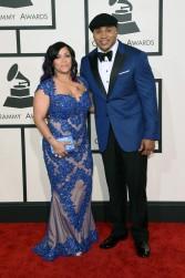 Simone Johnson & LL Cool J