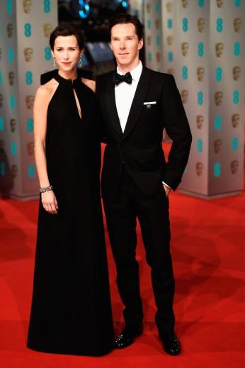 Sophie Hunter & Benedict Cumberbatch