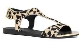 ALDO €57 - Tassie Calf Hair Sandals http://bit.ly/1Gxrb9q