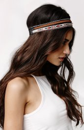 With Love From CA €14.27 - Chain Tribal Hair Wrap Pack http://bit.ly/19pbiar