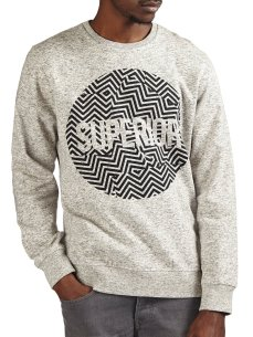 Grey Superior Printed Sweatshirt €13 http://bit.ly/1CME2Xy (limited stock)