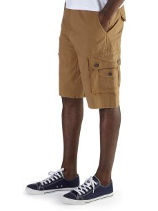 Tokyo Laundry Tan Cargo Shorts €26 http://bit.ly/1xc7h3p