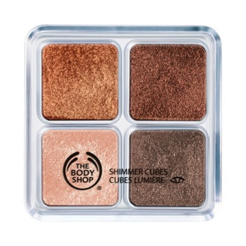 The Body Shop €24.95 - Shimmer Cube Palette http://bit.ly/1BTVXef
