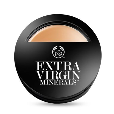 The Body Shop €25.50 - Extra Virgin Minerals Compact Foundation http://bit.ly/1wXGjai