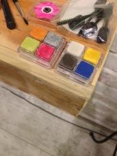 Poppy Shimmer Cubes SS15 eyeshadow palettes