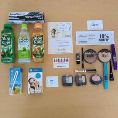 Sponsored products for the Blog Party