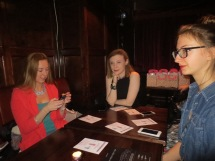 Aisling, Melissa and Ellen