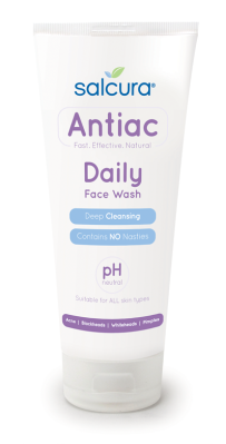 Salcura €15.99 - Antiac Daily Face Wash http://bit.ly/1EtRQEL