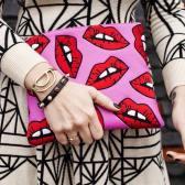 Skinnydip London €33.50 - Lips Pouch http://bit.ly/1JAiC1W