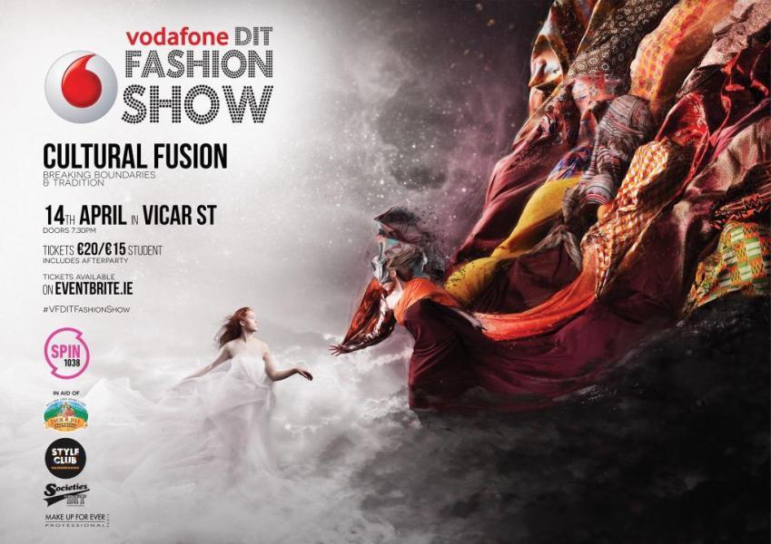 Vodafone DIT Fashion Show