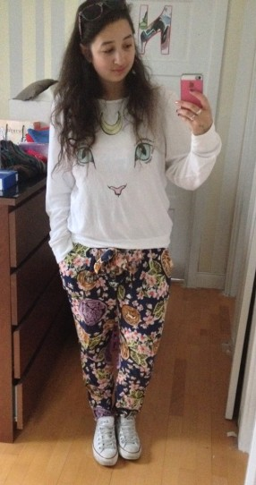 Killer Fashion Nirina Austin Holiday Diary