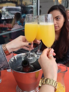 24 Diner - Mimosa Service