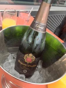 24 Diner - Segura Viudas Champagne for Mimosa Service
