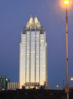 Frost Tower, Austin's North Star