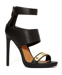 Nasty Gal €34.83 - Shoe Cult Metal Head Heel http://bit.ly/1OPqP5M