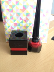 Killer Fashion Nirina Christian Louboutin Beaute nail polish4