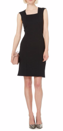 Therapy @ House of Fraser €36 - Square Neck Bodycon Dress http://bit.ly/1ccv3U6