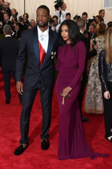Dwayne Wade & Gabrielle Union