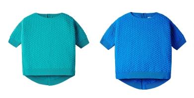 Henry Todd £575/€813.50 - Oversized Short-Sleeve Knit http://bit.ly/1F9j3ZN