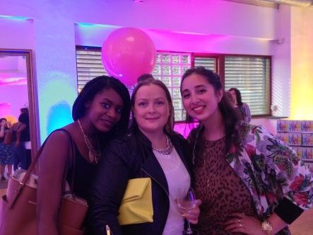 Filomena, Gail and I