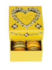 Ladurée €16.80 - Box of 8 Macarons (Available in store in Brown Thomas)