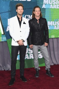 Brian Kelley and Tyler Hubbard