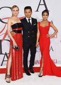 Diane Kruger, Prabal Gurung & Jhené Aiko