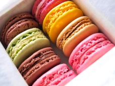 Ladurée macaron box from €8.20 - in store at Ladurée Dublin