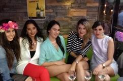 (L-R) Jessika, myself, Mei Ling, Lorna & Kassi