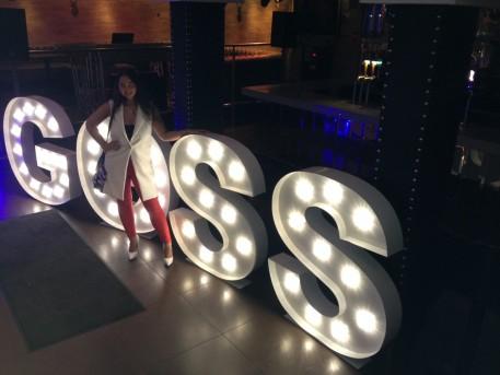 Killer Fashion Nirina GOSS.ie Birthday Party