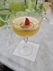 Peace Lily cocktail