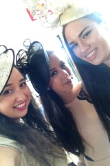 Myself, Nadia and Mei Ling