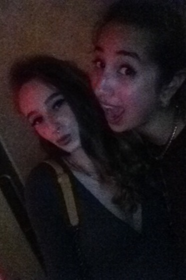 Niamh and I