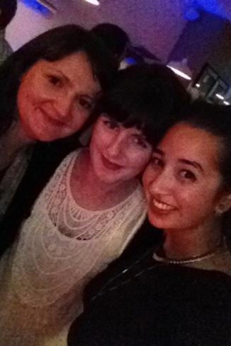 Margaret, Carol and I