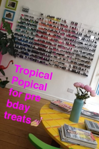 Killer Fashion Nirina Tropical Popical