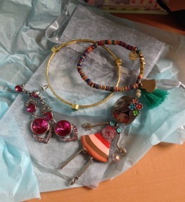 Jewellery from Glasthule boutiques