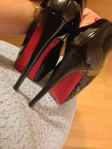 Killer Fashion Nirina Birthday Louboutin