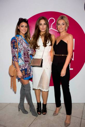 Suzanne Jackson, Pippa O'Connor-Ormond & Roz Purcell. (Photo by Andres Poveda)