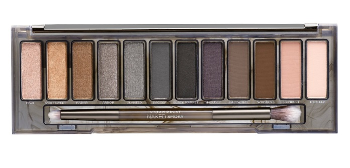 Urban Decay Naked Smoky Eyeshadow Palette, €46 http://bit.ly/1Nk7yYL