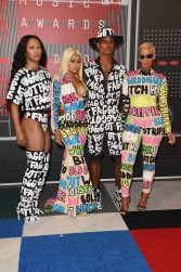 Blac Chyna & Amber Rose and friends