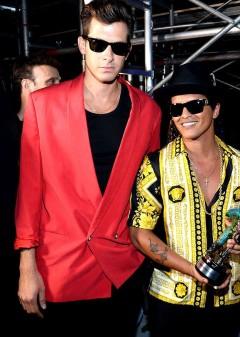 Mark Ronson & Bruno Mars