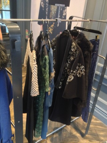 Killer Fashion Nirina House of Fraser #HOF AW15