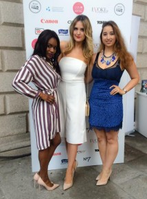 Filomena, Lorna and I