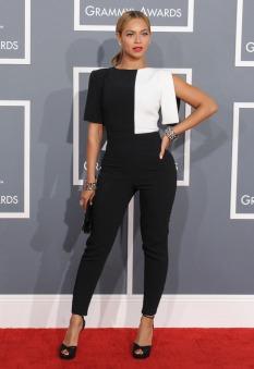 2013 Grammys - wearing Osman