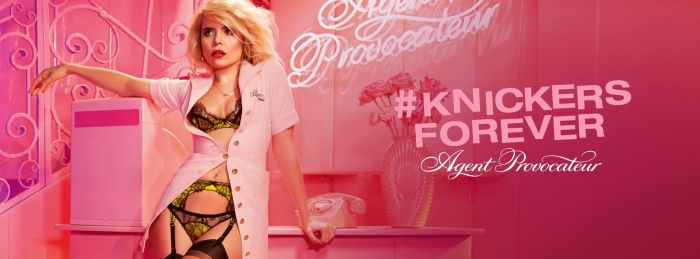 Agent Provocateur X Paloma Faith4
