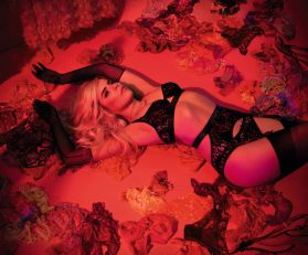 Agent Provocateur X Paloma Faith9
