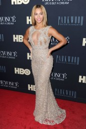 2013 Life Is But A Dream premiere - wearing Elie Saab